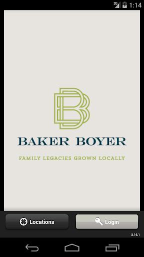 Baker Boyer Mobile Banking