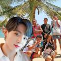 Selfie With Bts - Jimin, Jungkook, JHope, V, etc icon