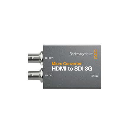 Micro Converter HDMI to SDI 3G (with PSU)