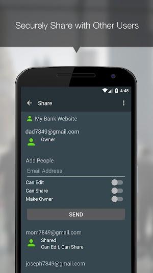 19 Keeper® Password Manager App screenshot