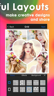 Download Photo Collage Maker 2020 - Photo Editor For PC Windows and Mac apk screenshot 4