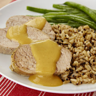 Slow-Cooker Honey Dijon Pork Tenderloin.