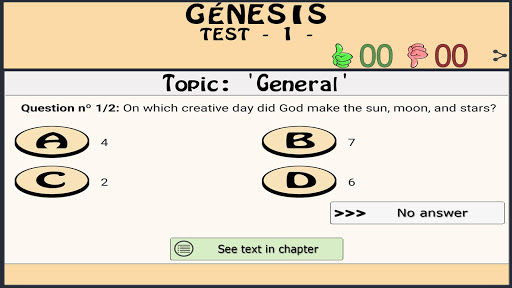 Learning the Bible modavailable screenshots 10