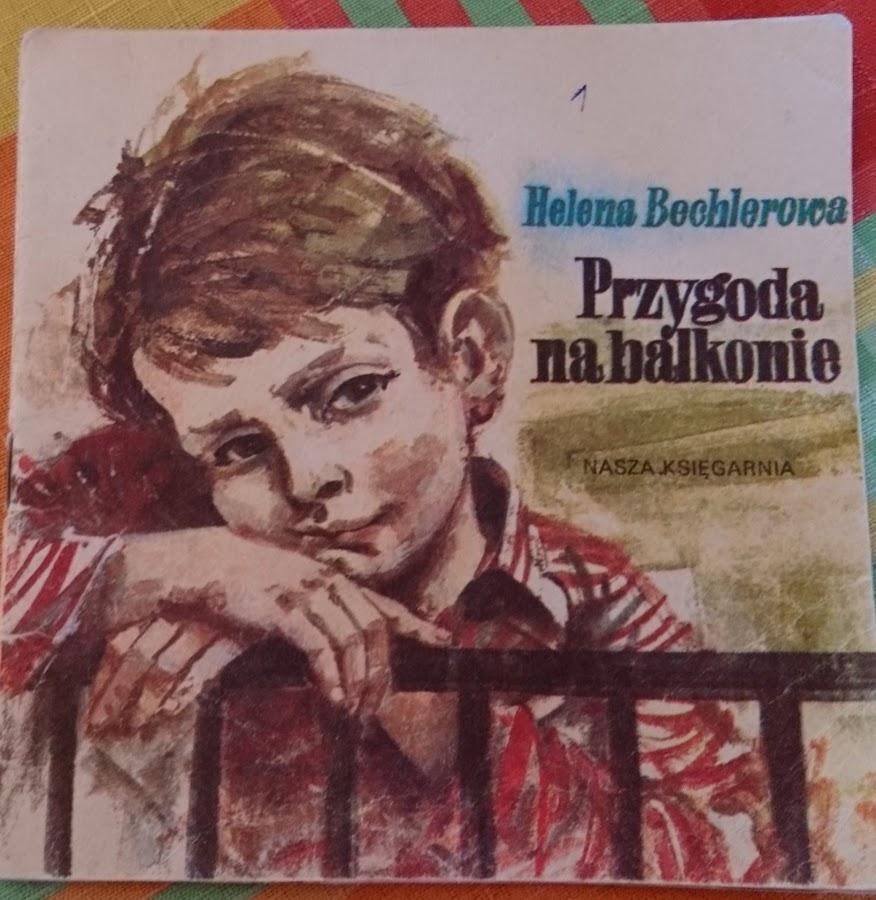 Helena Bechlerowa, Przygoda na balkonie