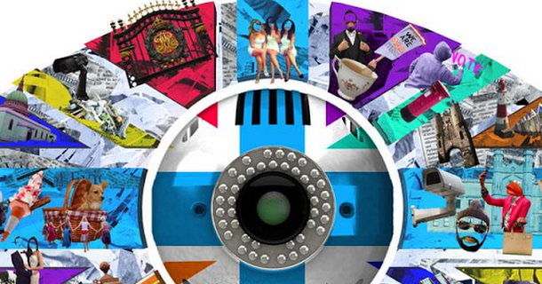 New Big Brother eye represents Britain's 'culture clash'