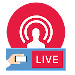 Media Live Stream Icon