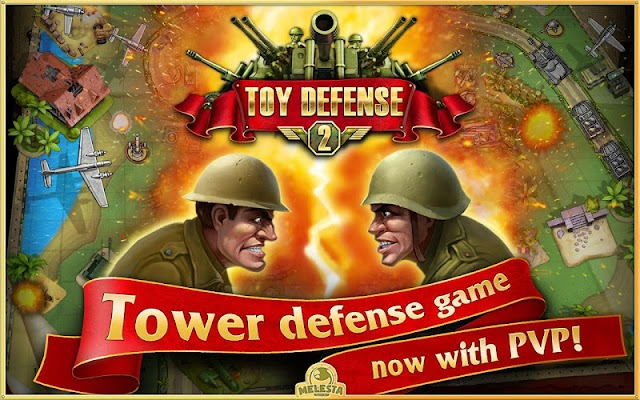 Toy Defense 2 – strategy - screenshot