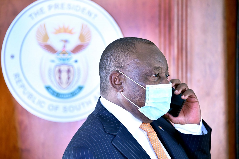 ALLAN GREENBLO: IMF loan could spark a seismic shift in SA's politics