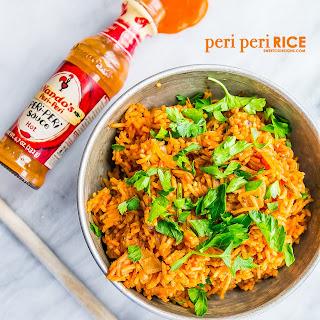 One Pot Knockoff Nando'S Spicy Peri Peri Rice Recipe