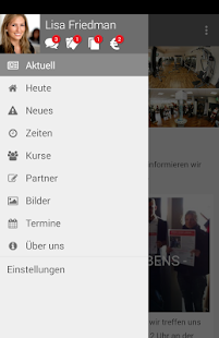 Gesundheitszentrum Living- screenshot thumbnail