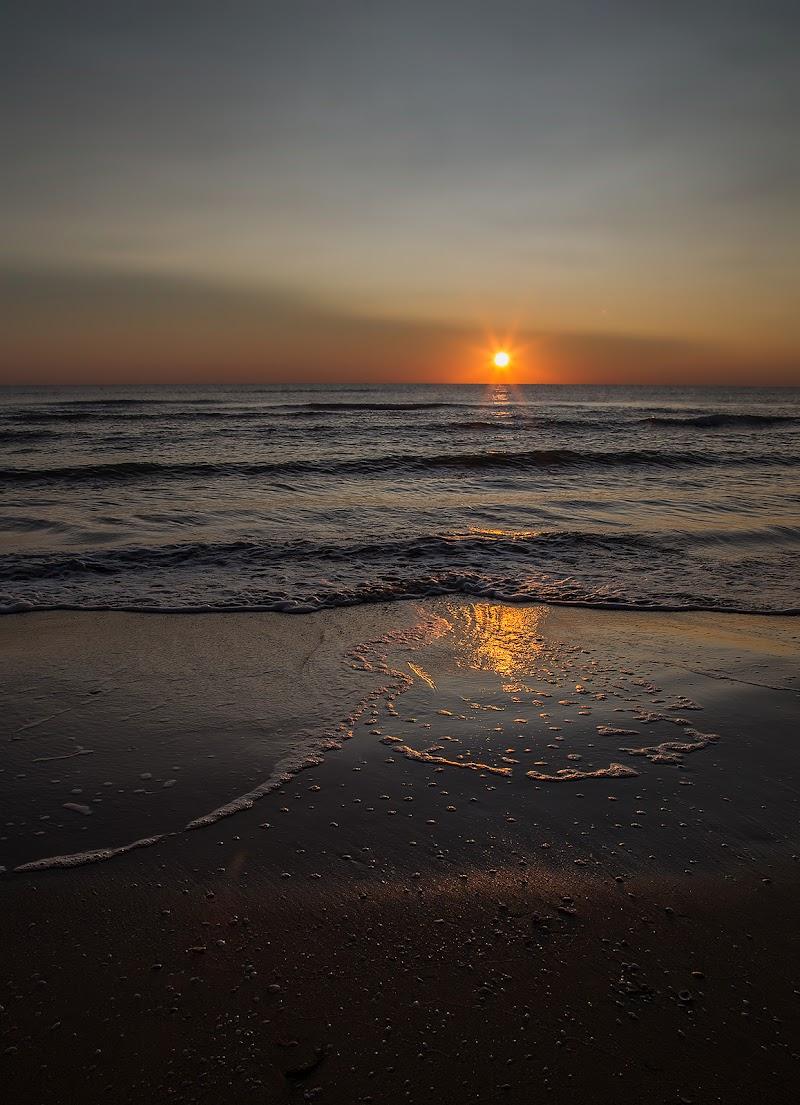 alba sul lungomare.... di Franz78