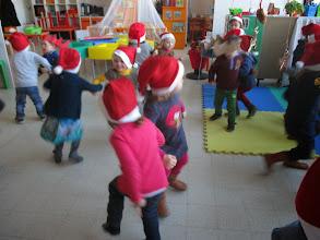 Photo: wat een pret bij 'jingle bells'!