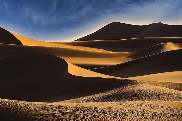 Sabbia e silenzio di Gloria Staffa