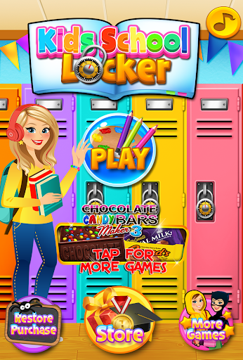 Kids School Locker - Design Your School Locker  screenshots EasyGameCheats.pro 5