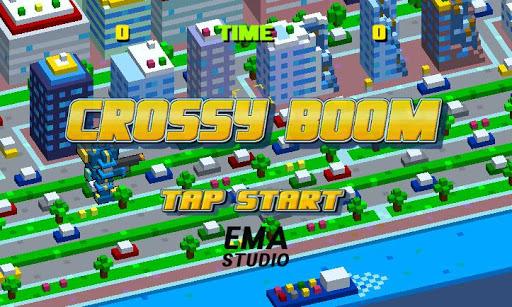 Crossy Boom