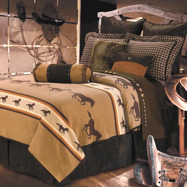 Photo: Ocala Cowboy Bedding