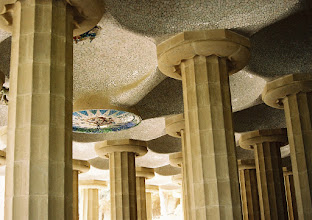 Photo: Lent es fent es mozaik