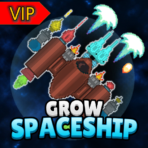 Grow Spaceship VIP - Galaxy Battle