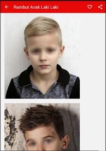 Gaya Rambut Anak Laki Laki Android Apps On Google Play - Gaya rambut anak laki laki keren
