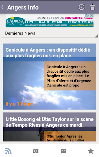 Angers Info 2.0- screenshot thumbnail