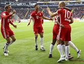 Bayern München verspeelt voor de tweede match op rij punten in de Bundesliga