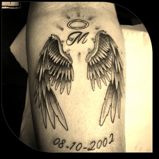 Tatuaże Skrzydła Anioła Aplikacje W Google Play
