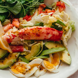 King Crab Cobb Salad