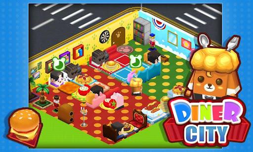Diner City screenshot 1