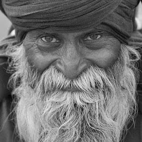 santa by Santosh Pandey - People Portraits of Men ( face, people,  )