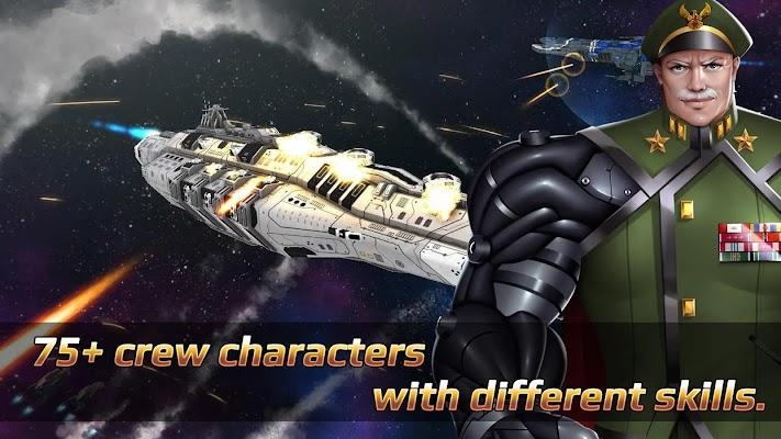 Battle Galaxy - screenshot