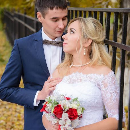 Wedding photographer Katerina Glushkova (kiskiskisaa). Photo of 05.11.2017