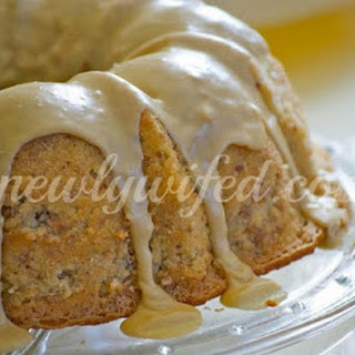 Peggy's Fresh Apple Cake