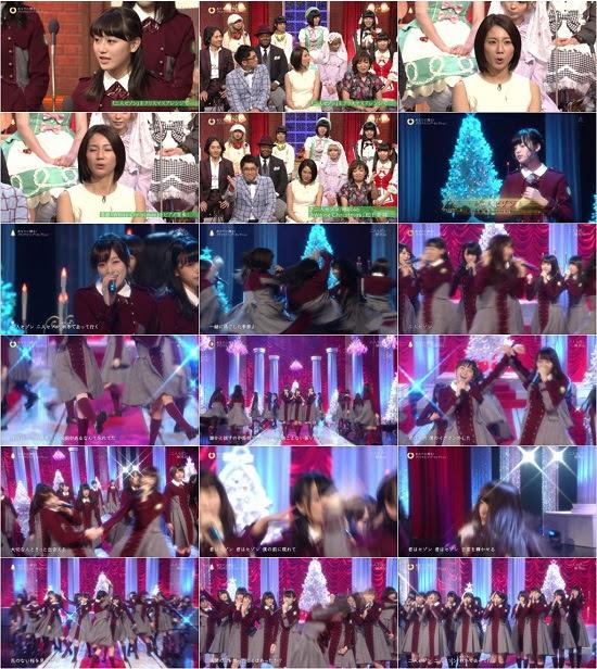 (TV-Music)(1080i) 欅坂46 Part – あなたに贈る!クリスマスソング・セレクション 161216