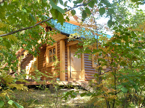 Photo: There is also a wonderfull Russian Banya (Sauna).