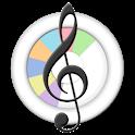 Chord Wheel : Circle of 5ths icon