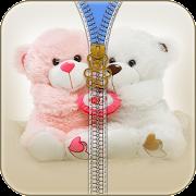 App Teddy Bear Zipper Lock APK for Windows Phone