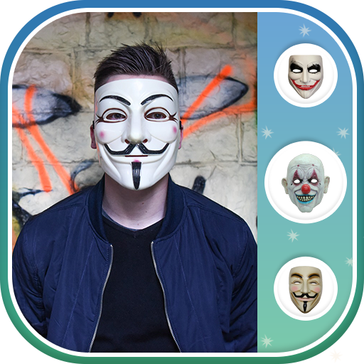 Anonymous Mask Photo Maker (app)