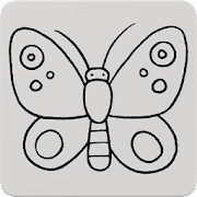 Lets Draw Together Animals - Dabdaa Games icon