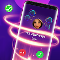 Color Call Screen & Call Themes-Phone Call Screen icon