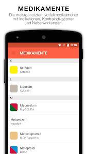 Rettungsdienst App screenshot 1
