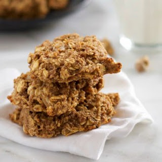 Flourless Oatmeal Banana Breakfast Cookies