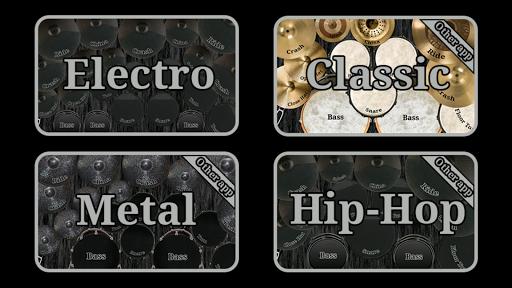Electronic drum kit 2.07 18