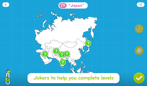 94 Degrees: fun trivia quiz screenshot 9