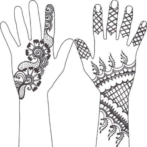 Mehandi Exclusive Designs