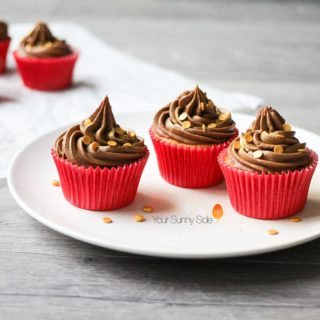 Vanilla Cupcakes With Chocolate Filling Recipes