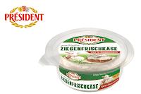 Angebot für Président Ziegenfrischkäse im Supermarkt