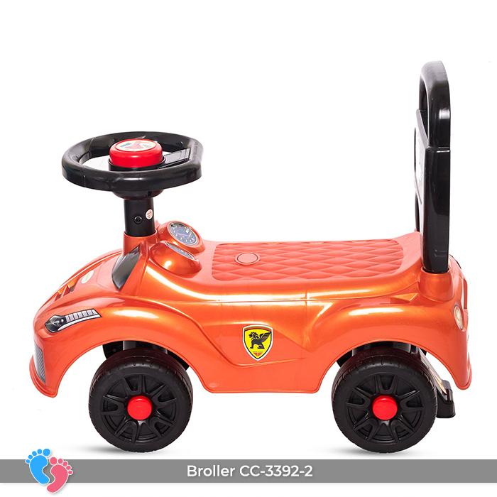 Xe chòi chân hình Ô tô Broller CC-3392-2 4