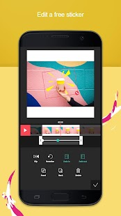 Vimo - Video Motion Sticker and Text Screenshot
