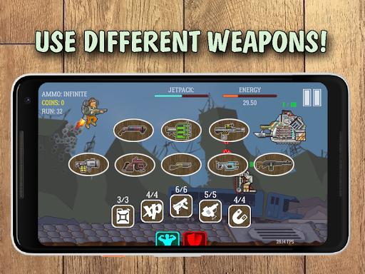 run through enemies screenshot 1