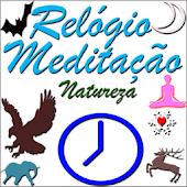 Relógio Meditação